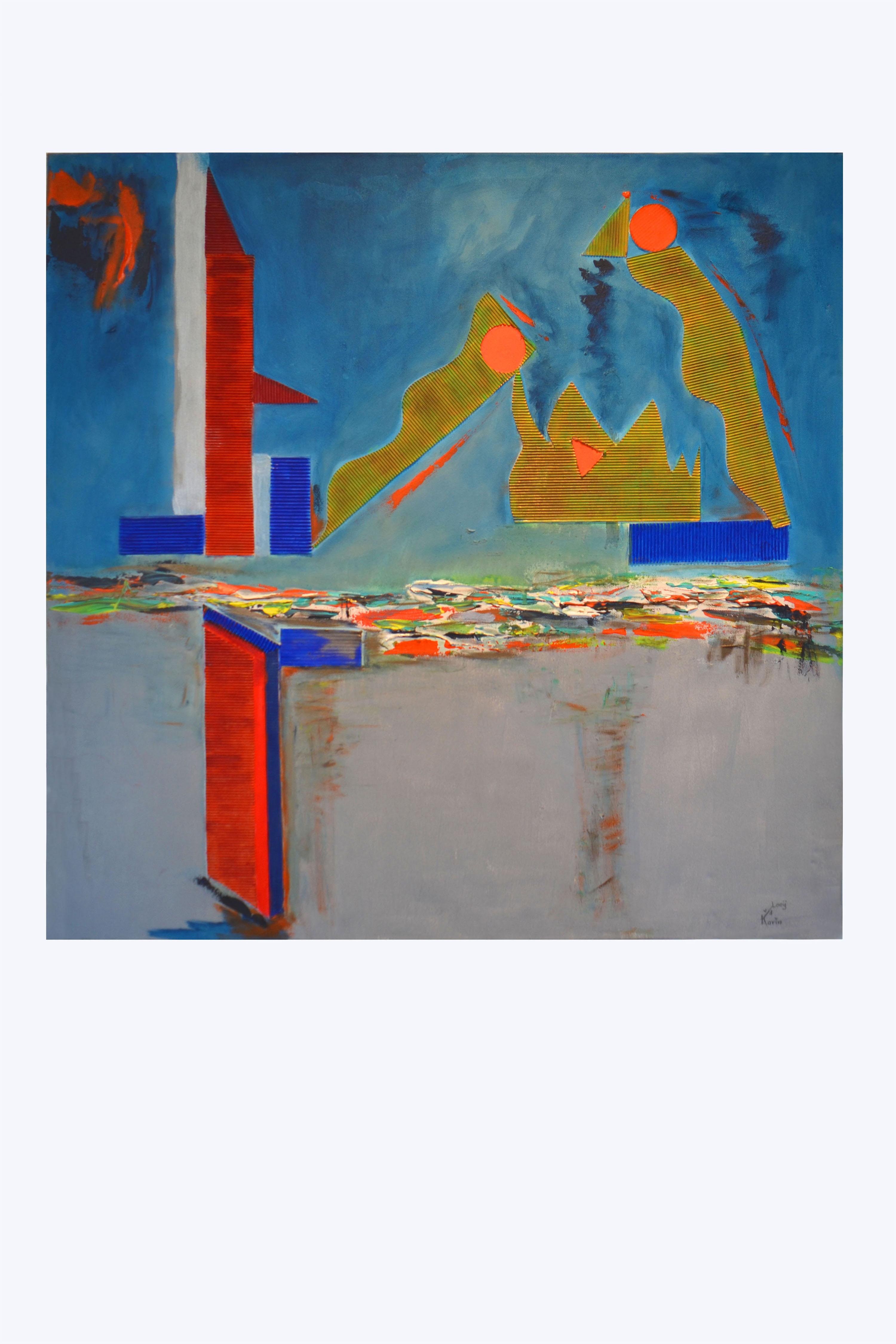 schilderij nr. 9