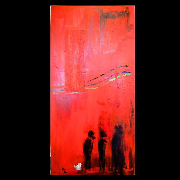 schilderijstaand
